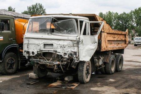 Грузовой Автомобиль КамАЗ 55111