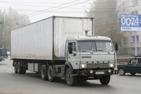 Truck Kamaz 5410
