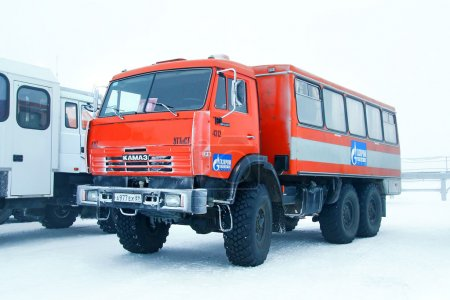 КАМАЗ 43114