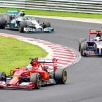 Постер, плакат: Formula One Hungarian Grand Prix
