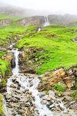 Alpesi vízesés