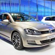 Постер, плакат: Volkswagen Golf
