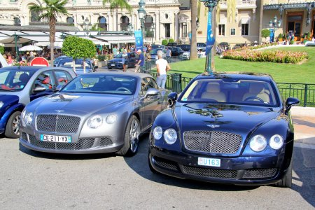 Bentley Continental GTC and Bentley