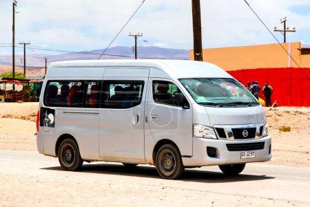 Motor car Nissan Caravan