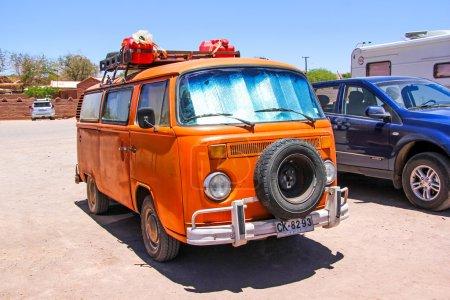 Car Volkswagen Transporter