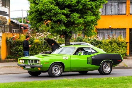 Car Dodge Challenger