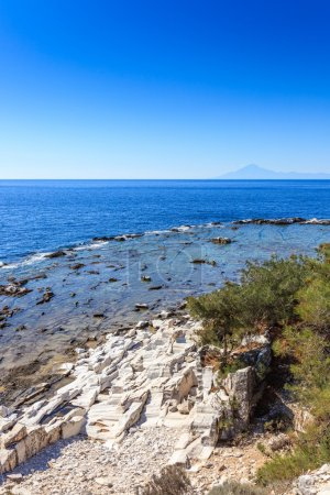 Traveling in Thassos, Greece