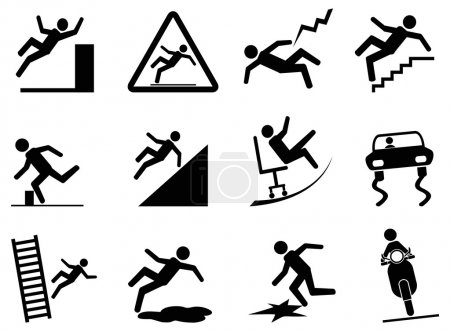 Slippery icons