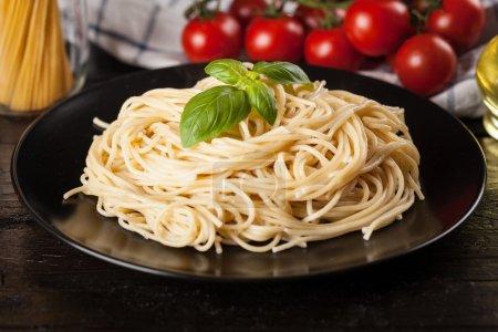 Photo for Spaghetti bolognese - traditional italian pasta - Royalty Free Image