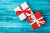 Karácsonyi ajándék dobozok