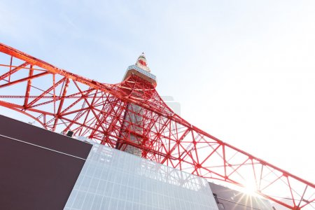 tokyo television tower