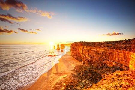 The Twelve ApostlesAustralia, Victoria, Port Campbell, Elevated