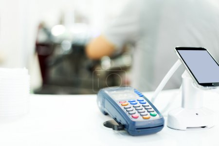 POS machine for credit card