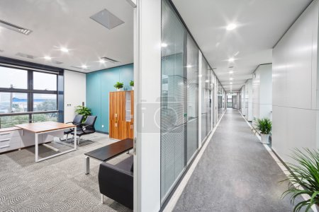 Private modern office