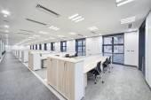 Modern irodai belső