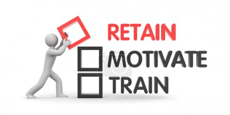 Ways to motivate and retain