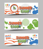 Summer Camp Web Banner