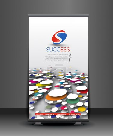 Global Business Roll Up Banner