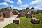 Felix Romuliana, ancient Roman emperor Galerius palace