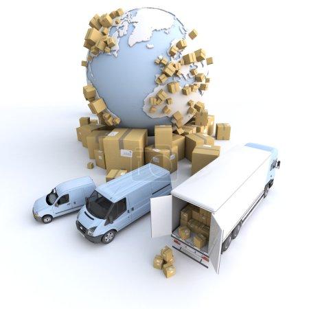 Road transportation fleet