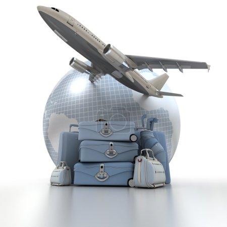 Luxury Blue travelling