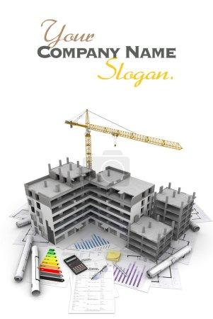 Foto de Industria de la arquitectura y construcción relacionados con la representación - Imagen libre de derechos