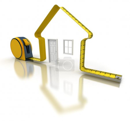 House measuring