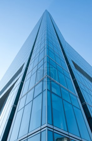 Photo for Modern high rise buildings on a clear day - Royalty Free Image