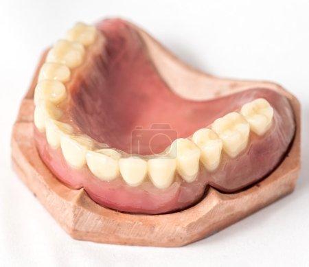 Dental Prothetic laboratory, technical shots...