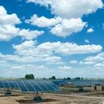 Solar field in sunny Spain...