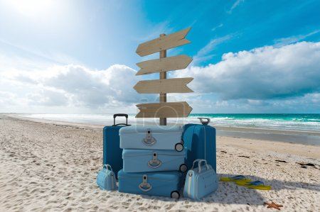 Beach vacations directions