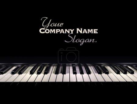piano keyboard 3