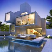 Bunkr dům
