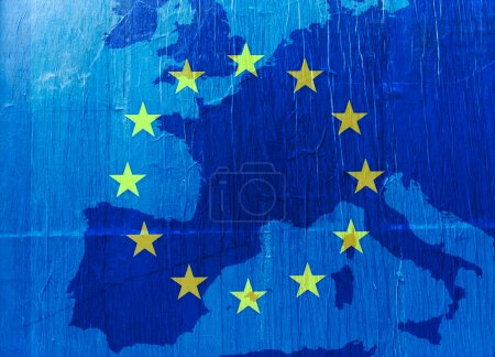 Blue europe