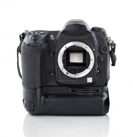 Camera back view a