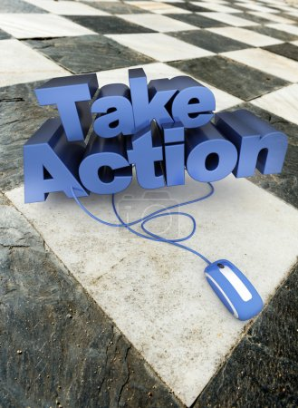 Take action floor