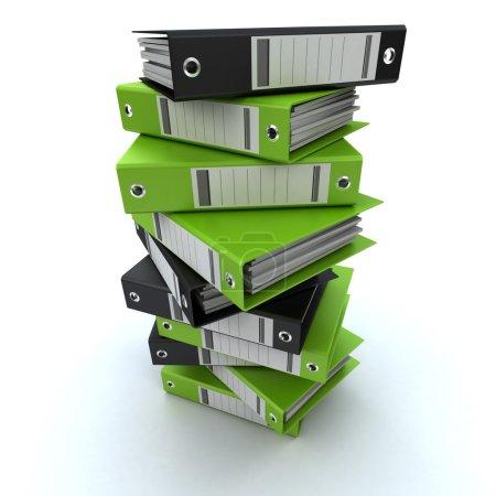 Filing, organizing archives
