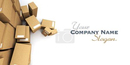 shipping slogan