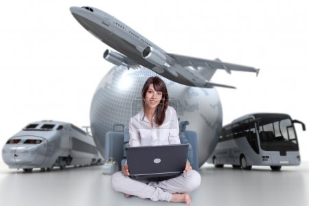 Easy online travel planning