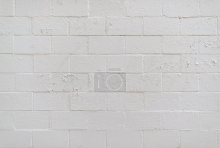 Painted brick background