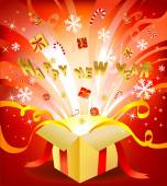 Nový rok box