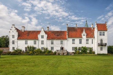 Bosjokloster Monastery Castle Facade