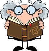 Funny Scientist Or Professor