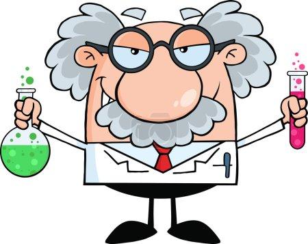 Mad Scientist Or Professor