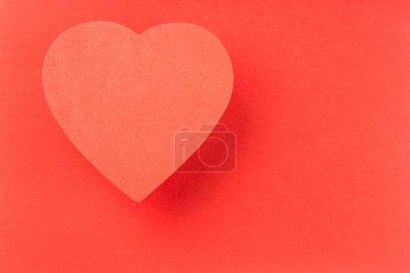 single heart background