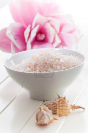 Wellness and bath salt