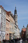Gorlitz city street view
