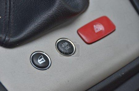 Роскошный интерьер автомобиля
