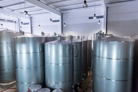 Stainless Steel Vats for Fermentation Wine