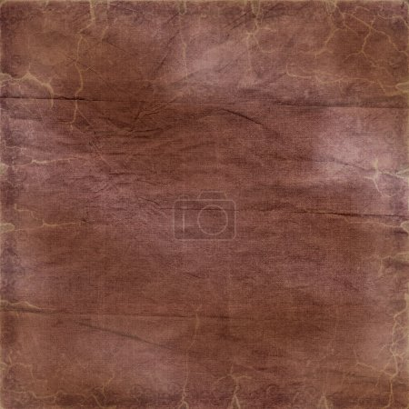 Retro background with  beige and brown stripes